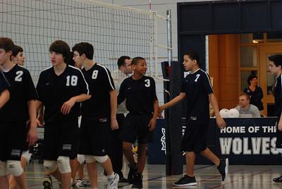 OE boys Freshman volleyball
