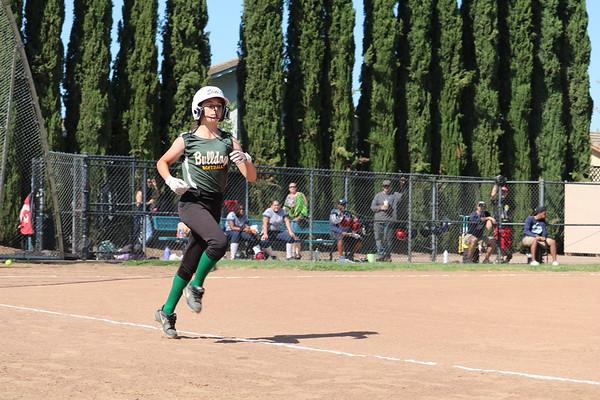 2018 McCaffrey Softball.