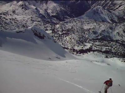 VIDEO - Skiing Kokanee Glacier, BC::May 2008