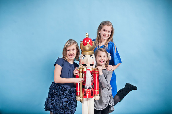 Cincinnati Ballet Nutcracker Luncheon