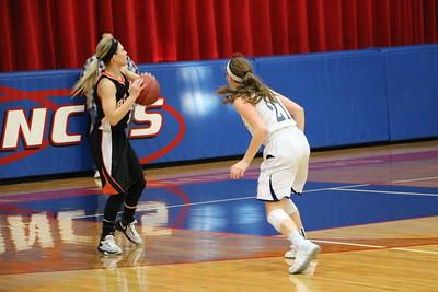Sub State Varsity Ladies Basketball vs. Beloit 2017