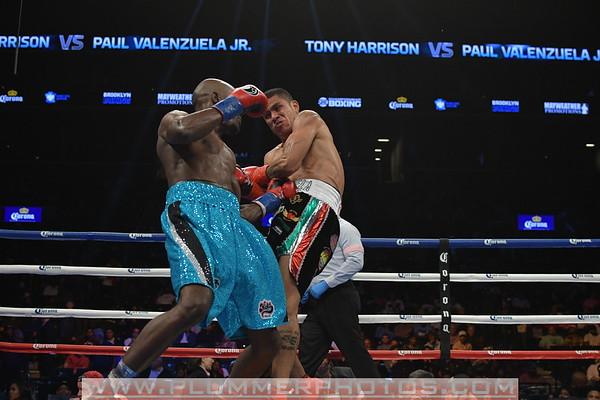 2017 - Tony Harrison vs. Paul Valenzuela Jr.