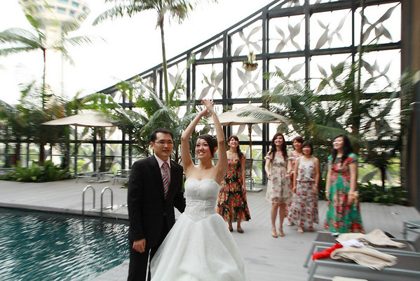 Siong Loong & Siew Leng Wedding Day 1