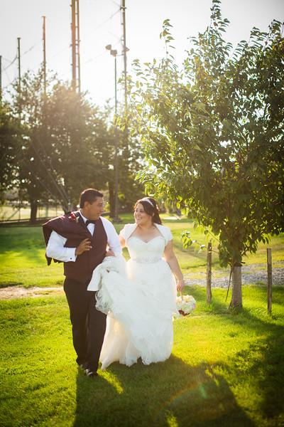 Abigail + Andres' Wedding