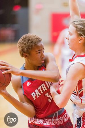1-11-18 St Paul Highland Park v Minneapolis Patrick Henry Girls Basketball