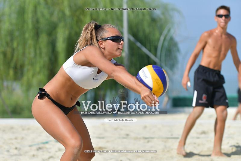 presso Zocco Beach PERUGIA , 25 agosto 2018 - Foto di Michele Benda per VolleyFoto [Riferimento file: 2018-08-25/ND5_8490]