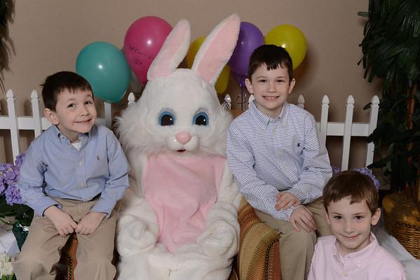 2013 Easter Bunny & Egg Hunt