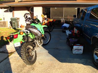 Dual Sport Rides