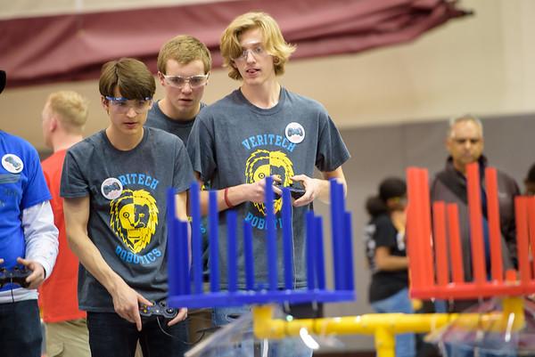 VeriTech Robotics State Championship 2017