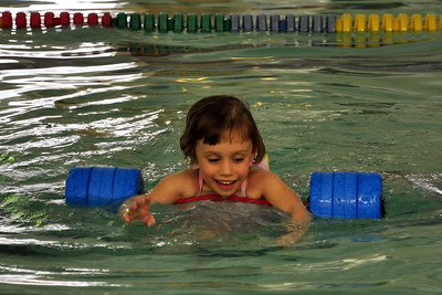 2010-02-27 - First Solo Swimming Lessons