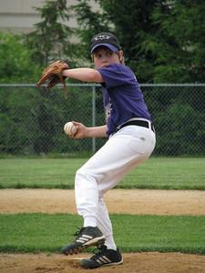 July Theme, Baseball, America's Pastime