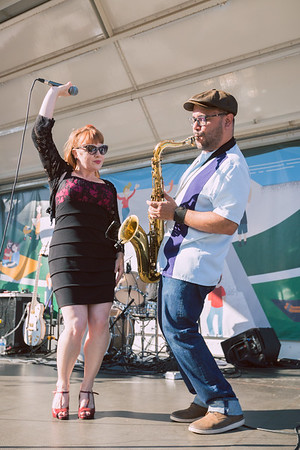 Aileen Quinn and The Leapin' Lizards, Good Vibe