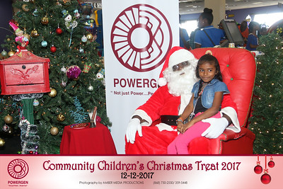 POWERGEN CHRISTMAS TREAT 2017