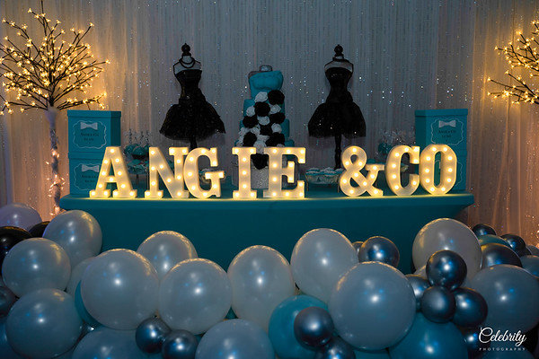 Angie & Co. Party