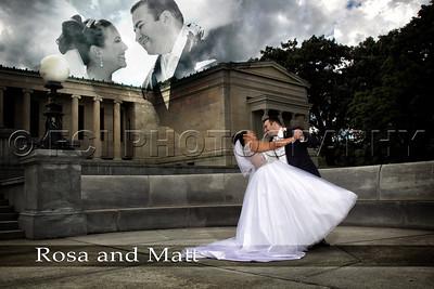 Rosa and Matt
