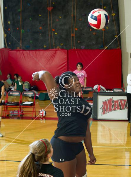 2011-10-18 Volleyball Girls John Cooper @ St. John's
