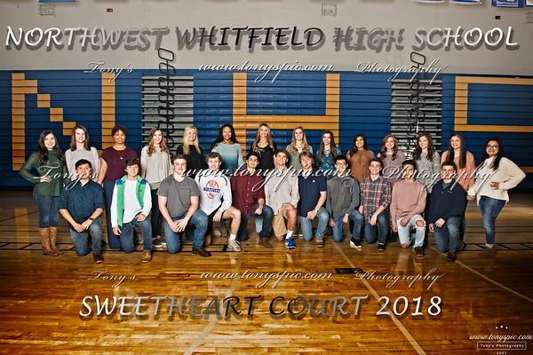 Sweetheart court Shoot 1 Feb 2018