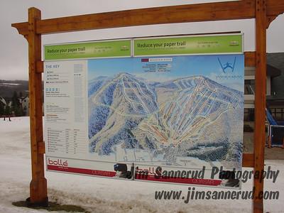 Skiing at Windham