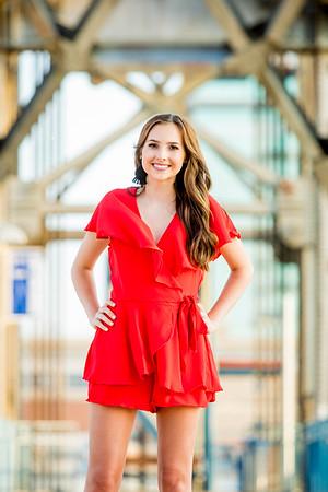 Olivia Deviney - senior 2020
