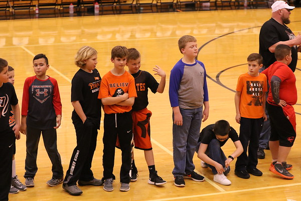 18 Wheelersburg Elementary Boys Basketball 2017