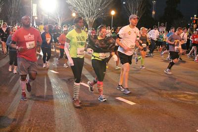 Publix Georgia Half Marathon/Lucky 5K