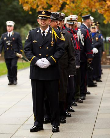 2011 NFFF Fallen Firefighter Memorial