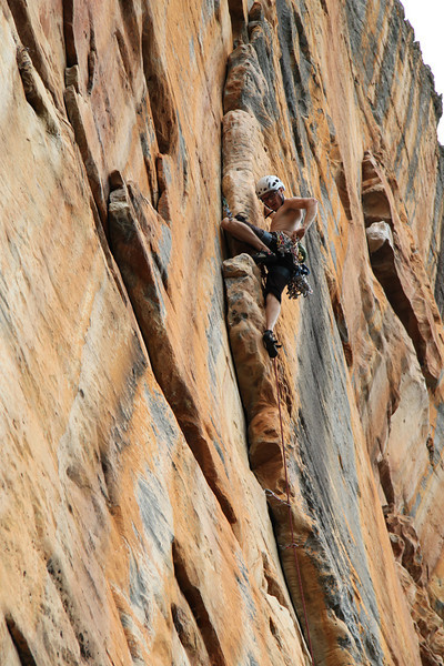 Mark on Seventh Pillar  Left Hand Varient
