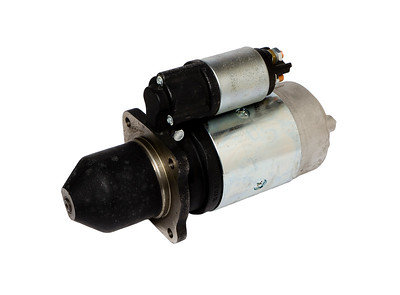 CASE IH MAXXUM SERIES ENGINE STARTER MOTOR