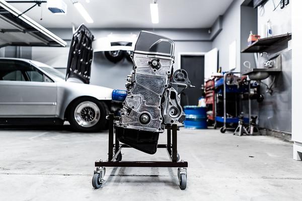 Vein Engine Stand // June 2019