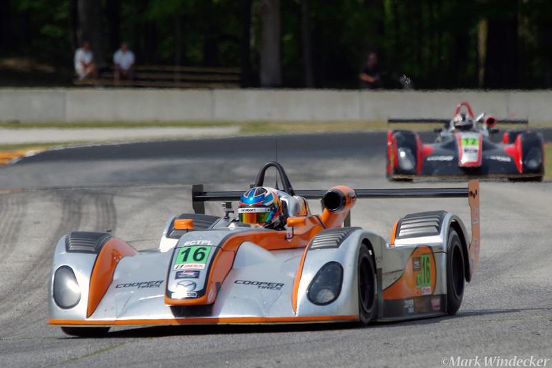 7th Austin Versteeg Performance Tech Motorsports