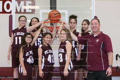 2016 St Helen Basketball