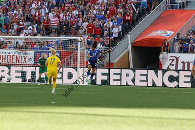 USA vs Sweden - June 12th 2015