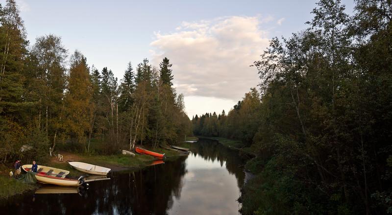 An Autumn Fishing Trip