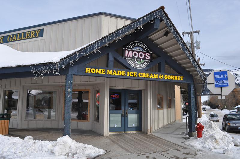 best ice cream EVER...try the oreo.