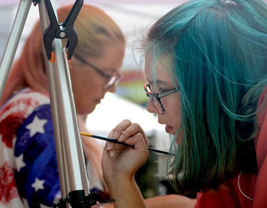 Photos: ArtWalk Summer on the Streets of Longmont