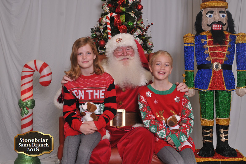Stonebriar Country Club Santa Photos