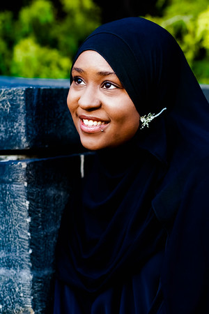 African American Muslimah Series : Twila Taylor Ferguson