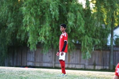 Soccer  League CTSA Senbakam 2016 Under 14