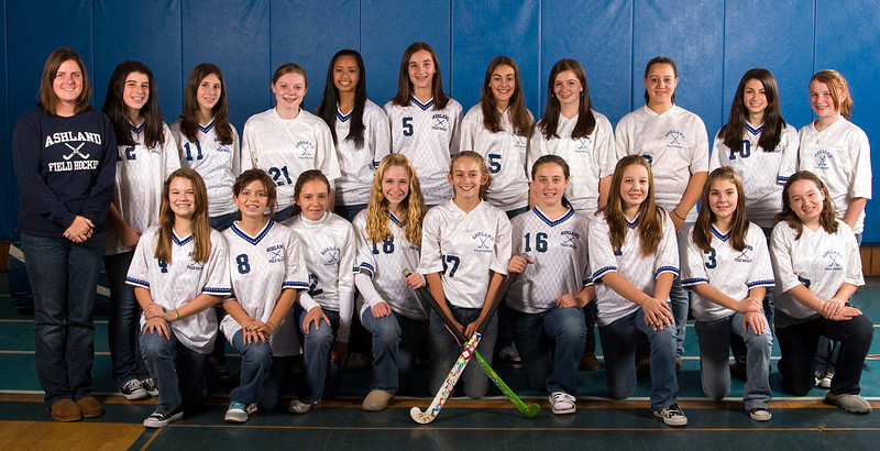 Fall Sports Team Photos