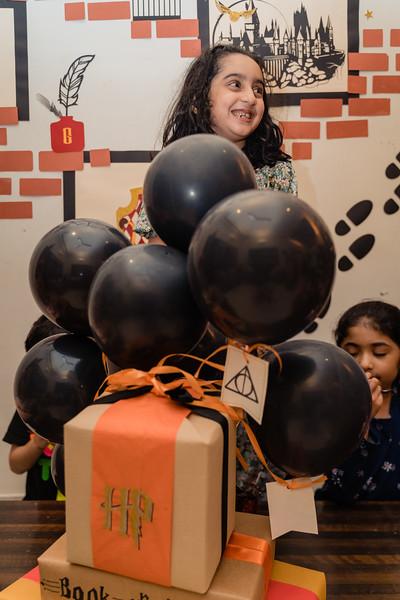 Saanvi's 7th Birthday