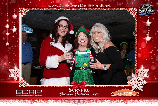 Servpro Christmas Party 2018