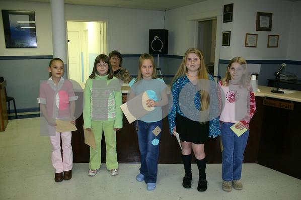 School Board Meeting - March 2006