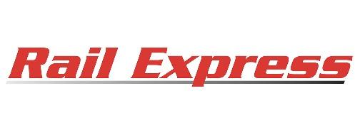 Rail Express nameplate