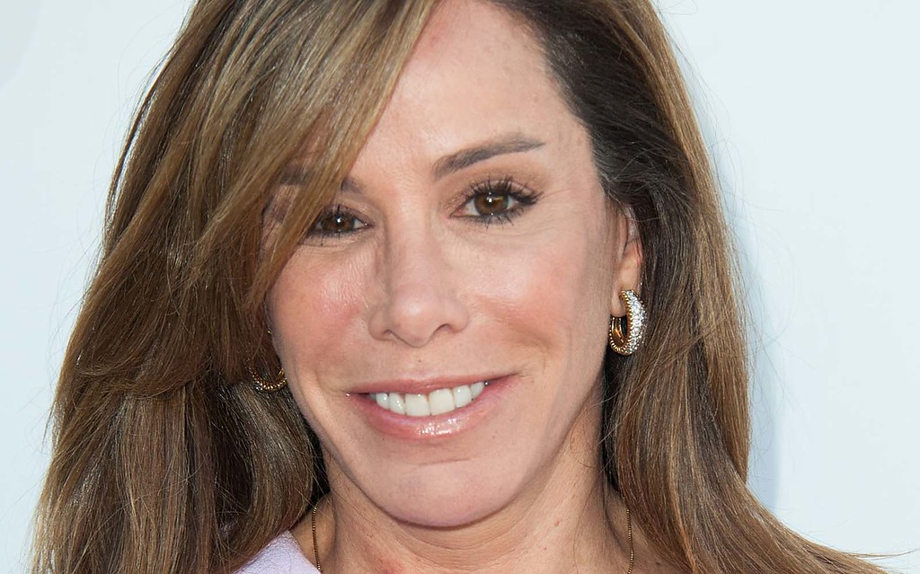 . TV personality Melissa Rivers, daughter of the late Joan Rivers, is 49. (Getty Images: Valerie Macon)