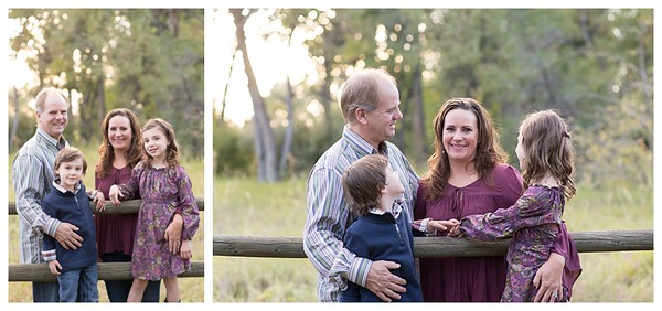 Spring has Arrived and it's Time for Family Portraits!
