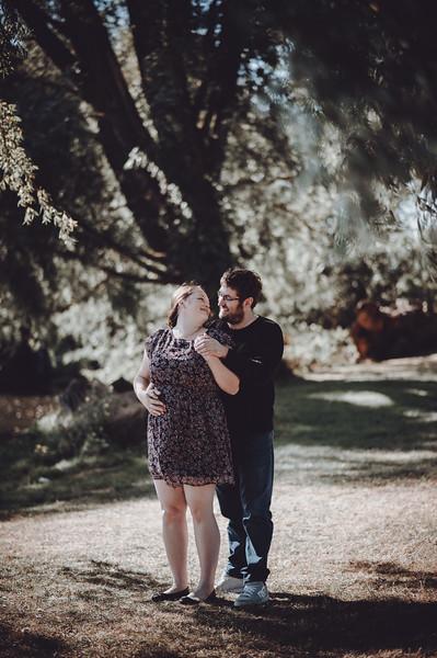 Thomas & Kayleigh Pre wedding shoot