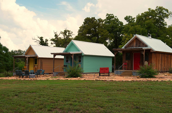 Peacock Cabins