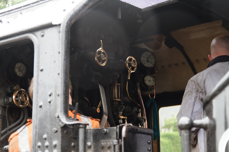Jacobite Steam Train, Fort William - 14.jpg