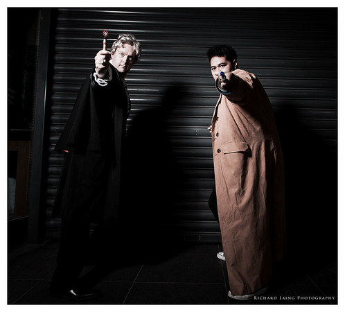 Doctor Who Shoot