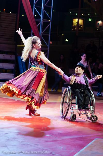 Vida de Circo - Cia Circo Dança - Setembro 2014